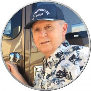 John Gaver - owner of RV Inspector Pro