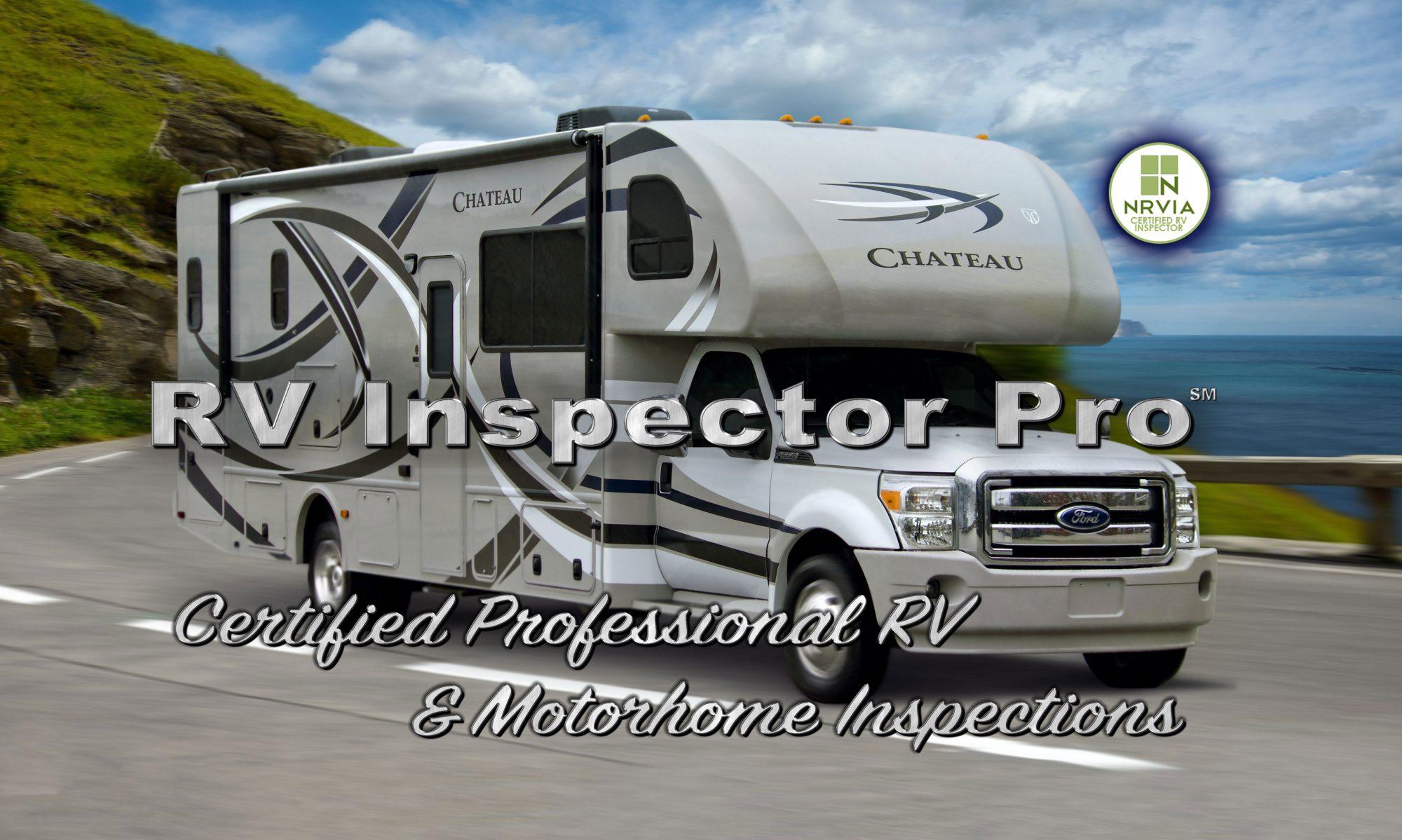 RV Inspector Pro - Certified RV & Motorhome Inspections